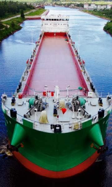 BF Tanker launch photo